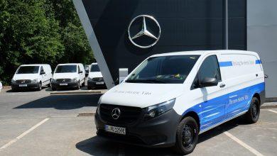 Photo of Amazon нарача електричен ван од Mercedes