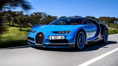 Photo of Bugatti Chiron може да развие 450 km/h, но нема