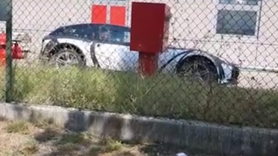 Photo of Purosangue за прв пат уловен на видео