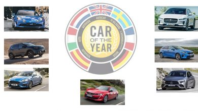 Автомобил на годината 2019 во Европа