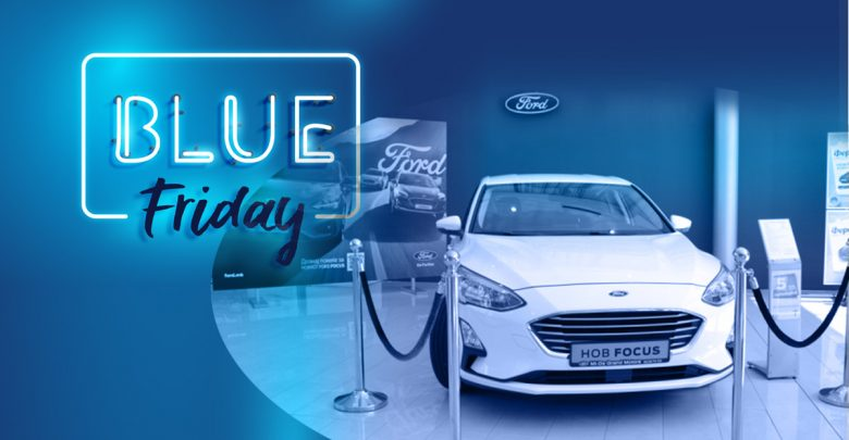 Blue Friday Ford