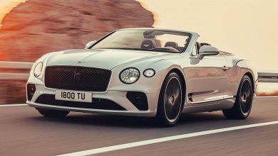 Photo of Новиот Bentley Continental GT Convertible