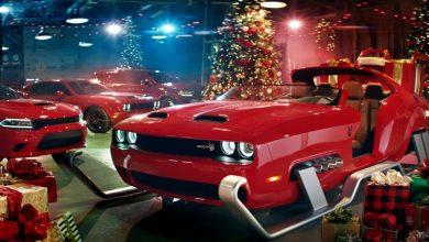Photo of Викенд тарифа: Дедо Мраз ја надгради својата санка со помош на Dodge