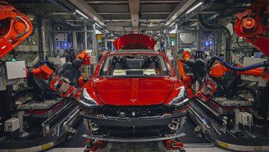 """Photo of Викенд Тарифа: Погледнете како се """"склопува"""" Tesla за 48 секунди"""