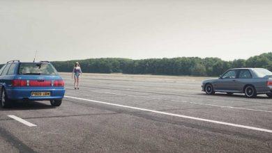 Photo of Викенд Тарифа: Ѕвезди од 90тите BMW E30 M3 и Audi RS2 во драг трка