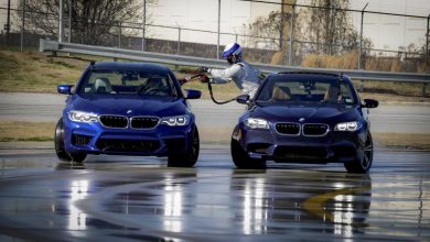 bmw drift record