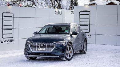 Photo of Audi го електрифицираше Светскиот економски форум во Давос
