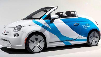 Photo of Fiat 500e: концепт кој чита мисли