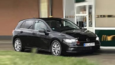 volkswagen golf 8 2020