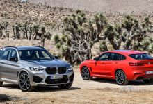 BMW X3 M Competition и BMW X4 M Competition