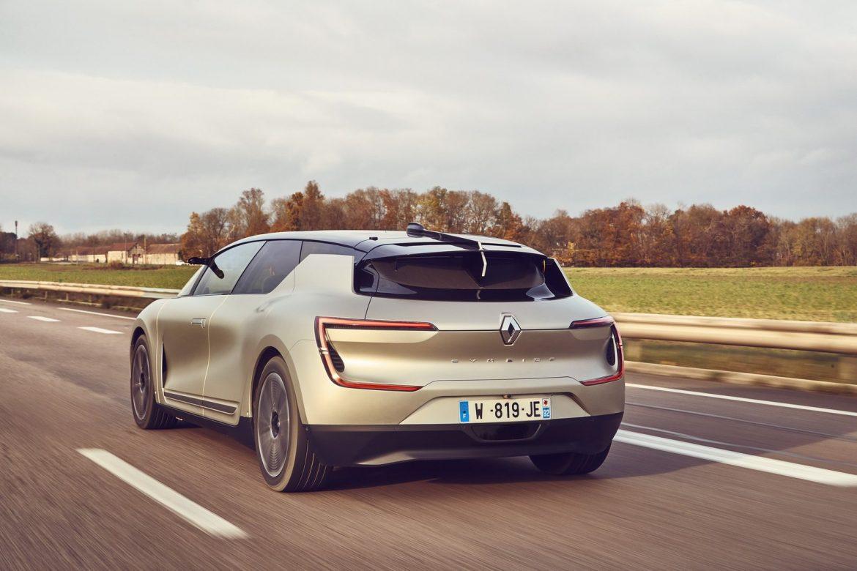Renault со нов електричен компактен автомобил