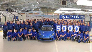 Photo of Alpine произведе 5000 претставници на А110