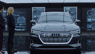 Photo of Audi e-Tron во новиот спот на Avengers: Endgame