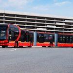 најголгиот електричен автобус