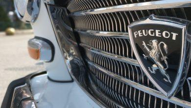"""""""Денот на Peugeot 404"""""""