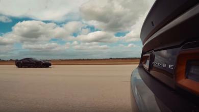 Photo of Викенд тарифа: Dodge Challenger Hellcat vs. Corvette Z06