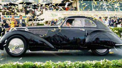 Photo of Alfa Romeo 8C 2900B го освои златниот куп на Villa d'Este