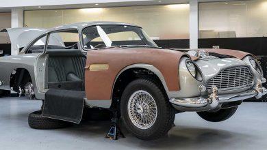 Photo of Новиот автомобил Aston Martin на Бонд е полн со уреди