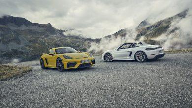Photo of Спортски автомобили за ненадминливо задоволство 718 Spyder и 718 Cayman GT4