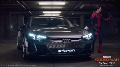 Photo of Spider-Man со Audi E-tron GT на научниот саем