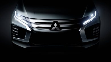 Photo of Mitsubishi го покажа освеженото лице на Pajero Sport