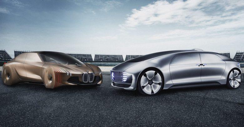 BMW и Daimler
