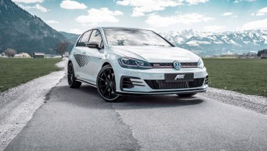 Photo of Abt со надградбен пакет за Volkswagen Golf GTI TCR