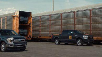 Photo of Фордовиот прототип на електричен камион може да влече 500 тони