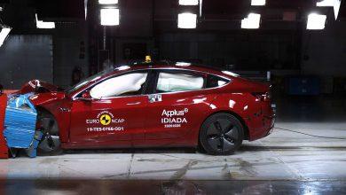 Photo of Tesla Model 3 со одлични резултати на Euro NCAP