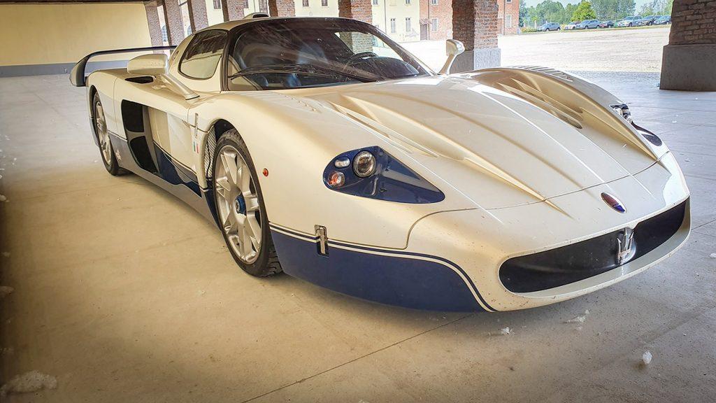 Maserati MC12-Avto Plus