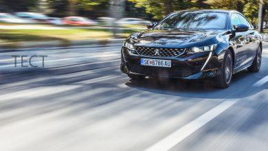 Photo of Краток тест: Peugeot 508 GT line – седан со атлетски дух