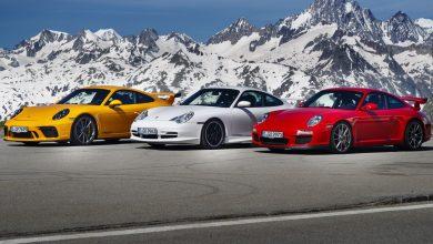 Photo of Porsche одбележува 20 години од 911 GT3