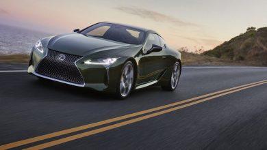 Photo of Lexus со специјално издание на LC 500