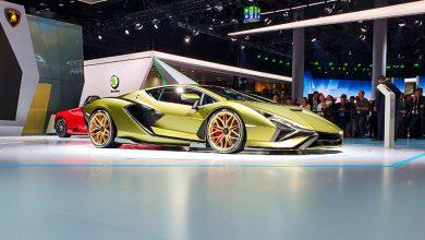 Photo of Франкфурт 2019: Lamborghini се пофали со Sián