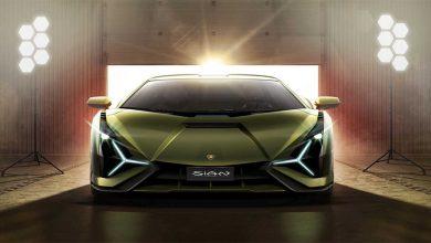 Photo of Lamborghini Sián супер спортски автомобил од иднината