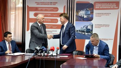 Photo of 33 нови екоавтобуси од MAN низ улиците на Скопје