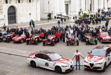 """Photo of Alfa Romeo ќе биде спонзор на  """"1000 Miglia"""" во 2020 година"""