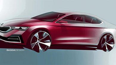 Photo of Официјални скици од новата Škoda Octavia