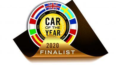 Европски автомобил на годината 2020