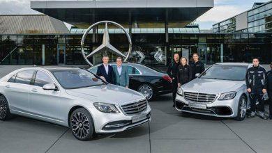 Photo of Во Зинделфинген произведен 500.000-тиот Mercedes С Класа
