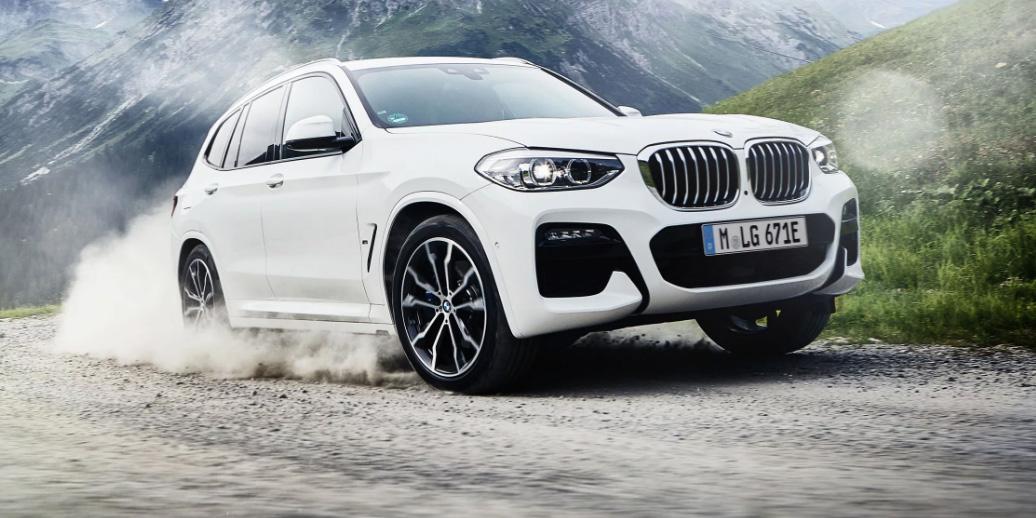Лос Анџелес 2019: BMW го електрифицира кросоверот X3