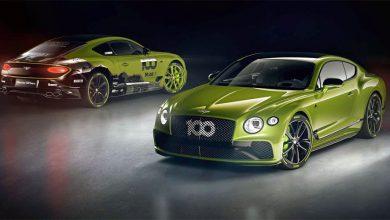 Photo of Bentley го претстави Continental GT посветен на Pikes Peak