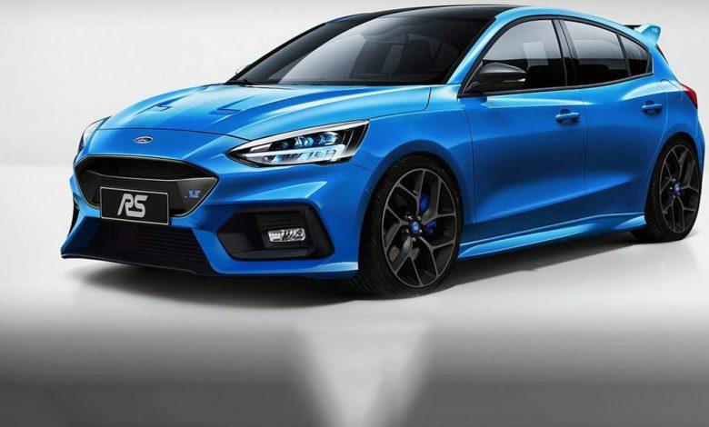 Новиот Focus RS