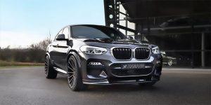 Hamman BMW X4