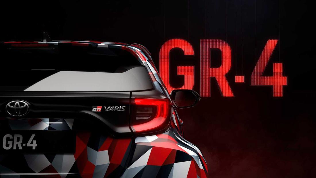 Yaris GR