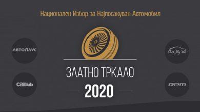 Photo of Златно Тркало – Нов Национален Избор за Најпосакуван Автомобил