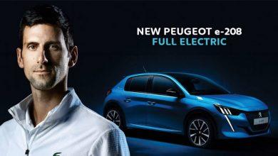 Photo of Викенд Тарифа: Новак Ѓоковиќ во интересна реклама за Peugeot e-208
