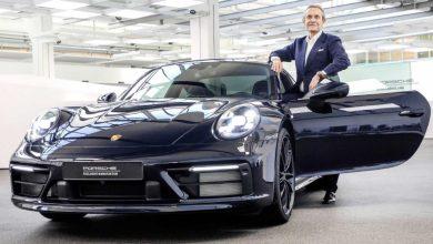 Photo of Porsche подготви специјален модел во чест на легендарниот Џеки Икс