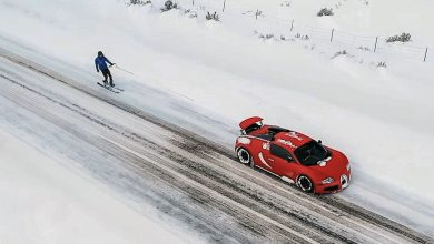 Photo of Викенд тарифа: Зимски лудории со Bugatti Veyron