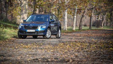 Photo of Тест Škoda Kamiq: Компактен кросовер со сериозни намери